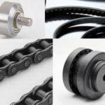 Chain, Bearings, Couplings, Belts, etc.